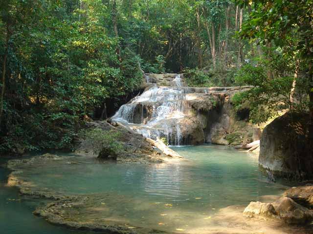 Parc National Erawan