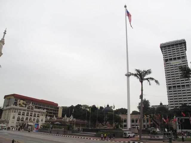 Categorie Kuala Lumpur Place de l'Indépendance