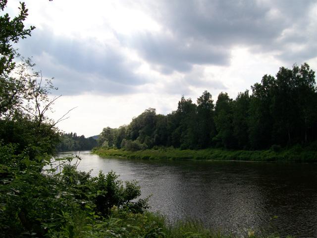 Fleuve Gauja