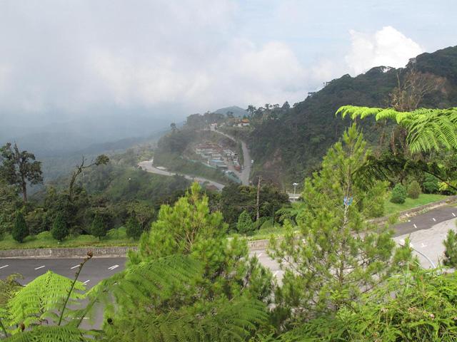 Titiwangsa mountain