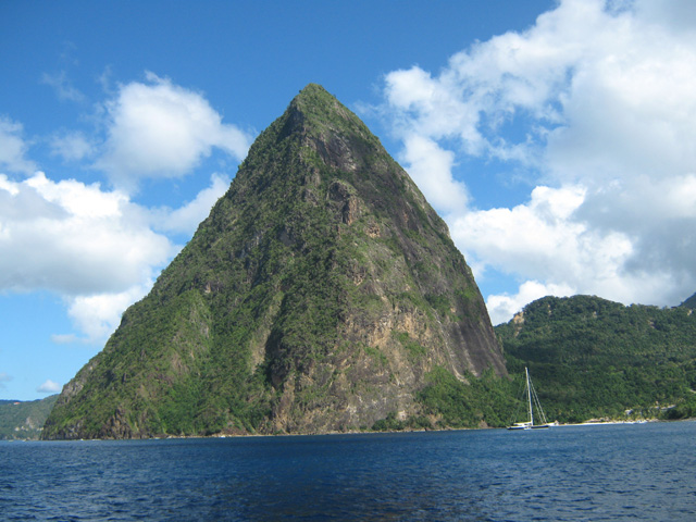 Category Soufriere Pitons