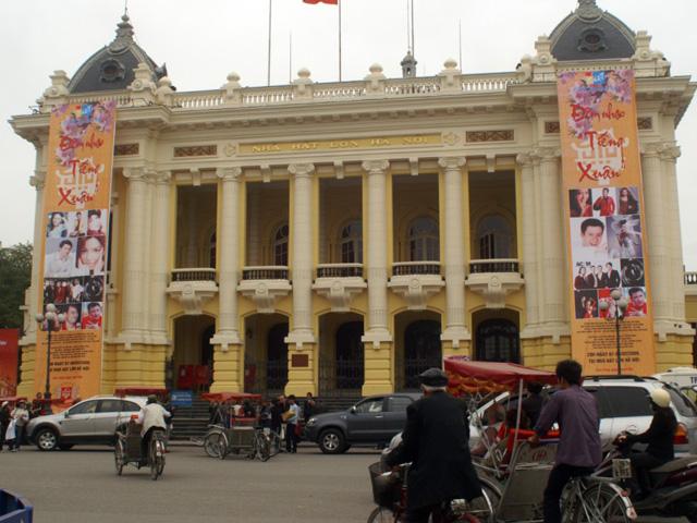 Category Hanoi Opera House