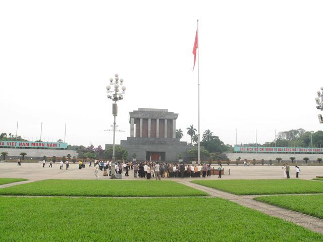 Category Hanoi Ba Dinh square
