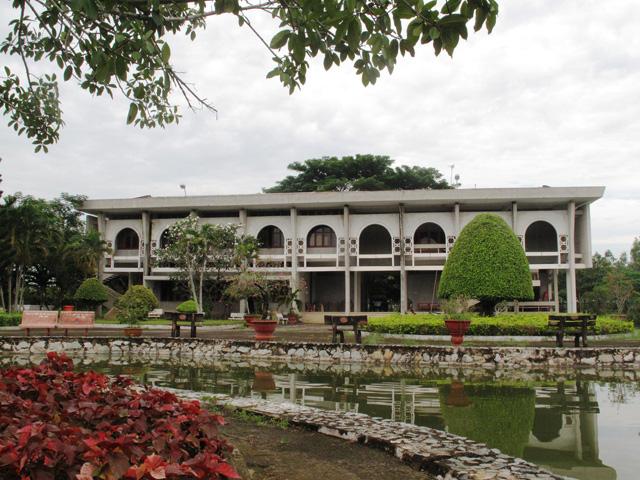 Maison-Commémorative d'Ho Chi Minh