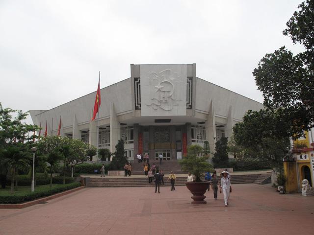 Category Hanoi Ho Chi Minh Museum