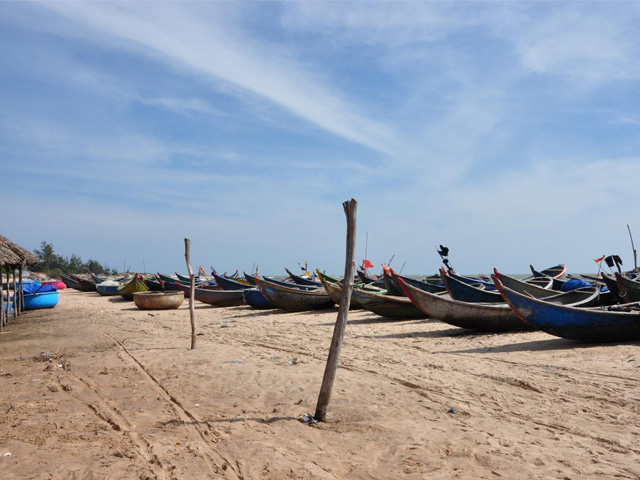 Ho Tram Fishing Village