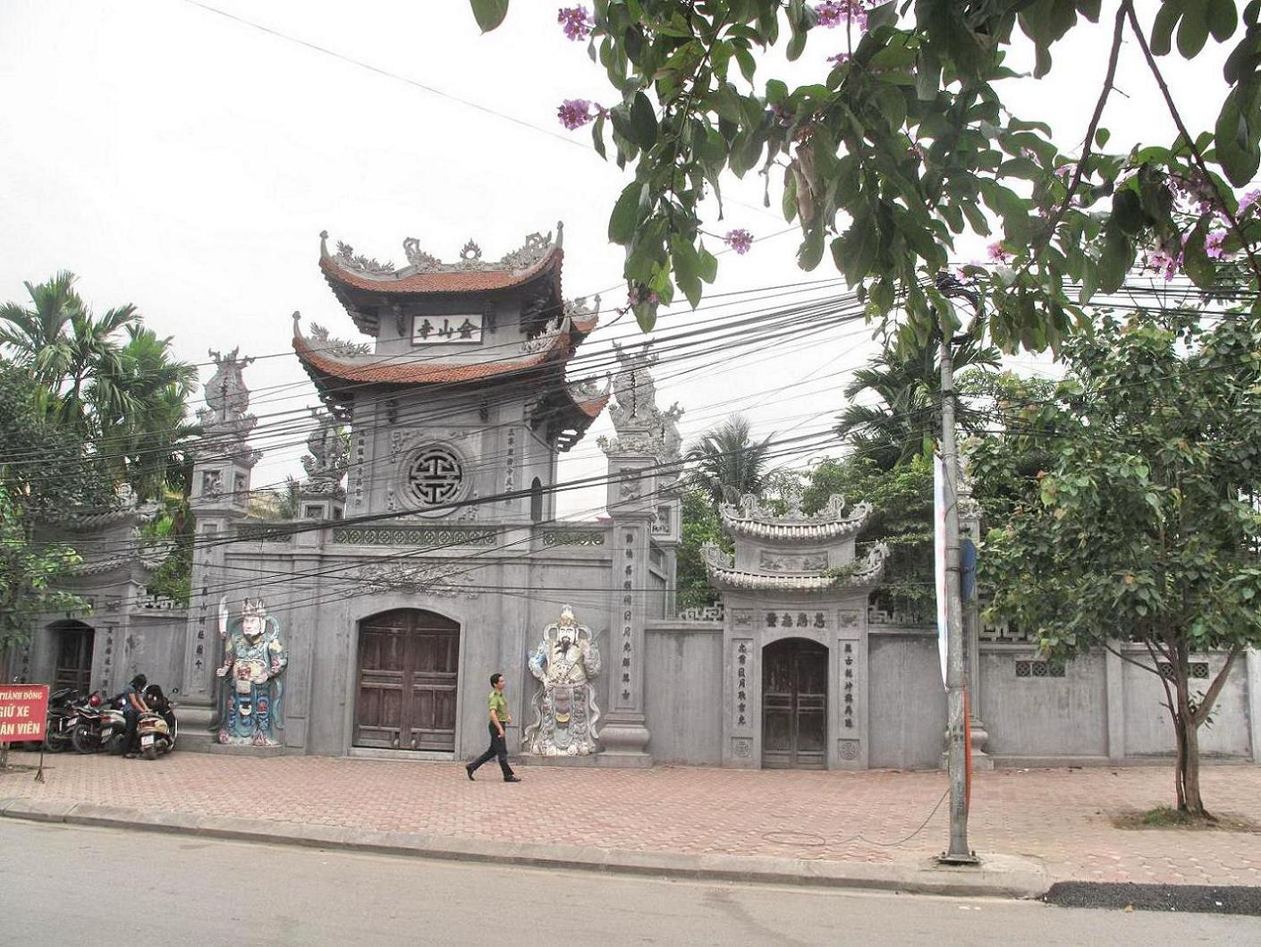 Kim Ma pagoda