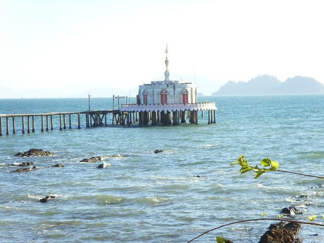 Sea temple