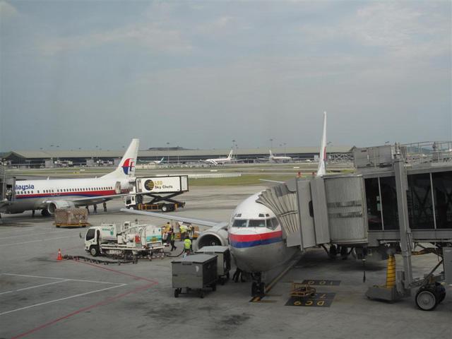 Categorie Kuala Lumpur Aéroport international de Kuala Lumpur