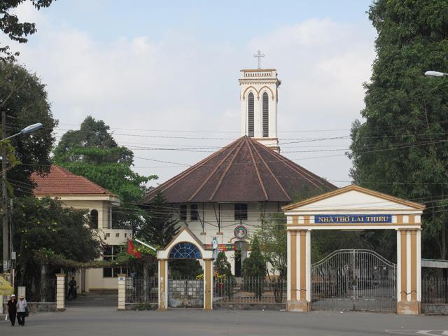 Eglise Lai Thieu
