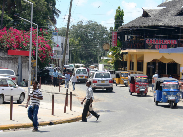 Category Mombasa Downtown