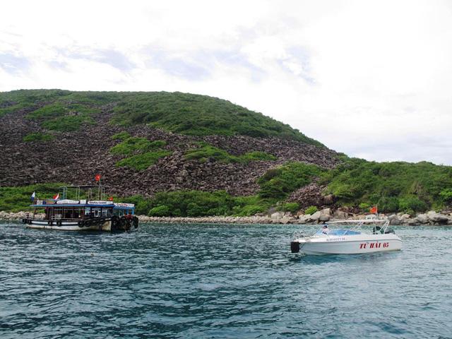 Baie de Nha Trang