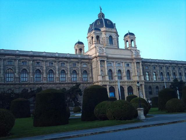 Musée d'histoire naturelle de Vienne
