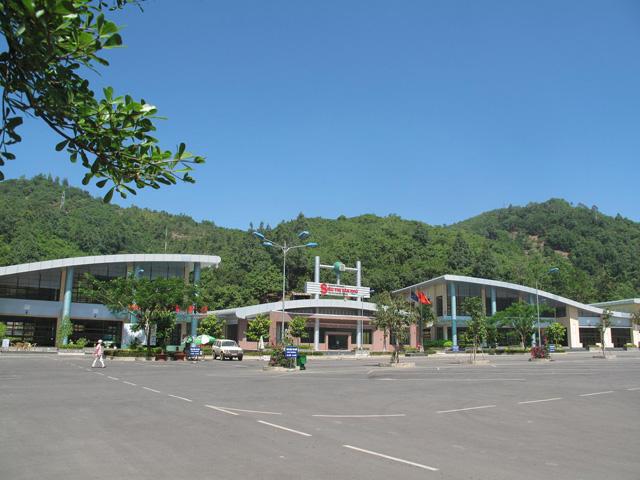 Nam Cat Tien park