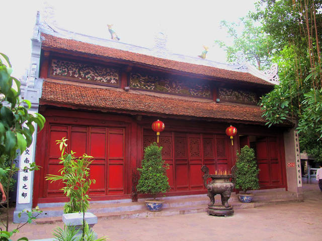 Category Hanoi Ngoc Son Temple