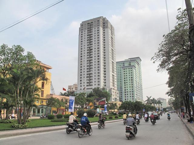 Nguyen Chi Thanh street