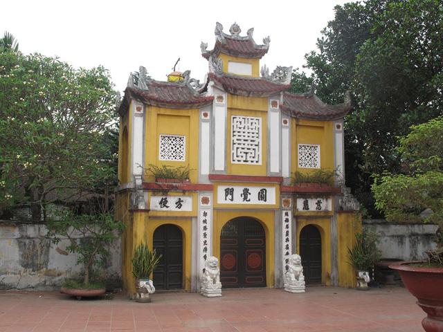 Category Hanoi One Pillar Pagoda
