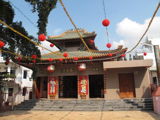 Temple Ong Bon