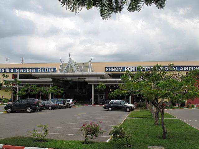 Aéroport international de Phnom Penh