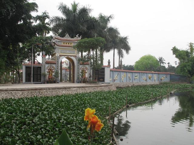 Pagode Pho Linh