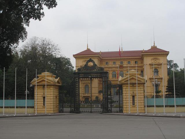 Category Hanoi Presidential Palace
