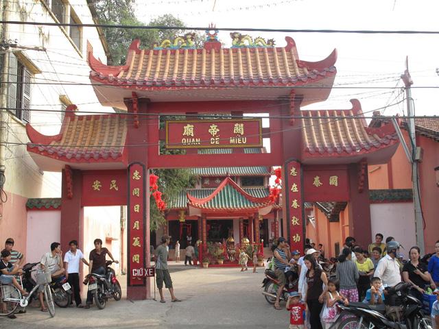 Temple Quan De
