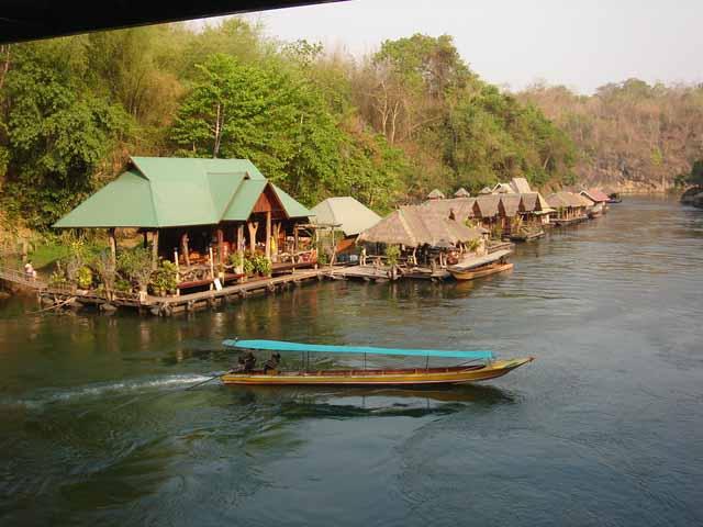 Parc National Sai Yok