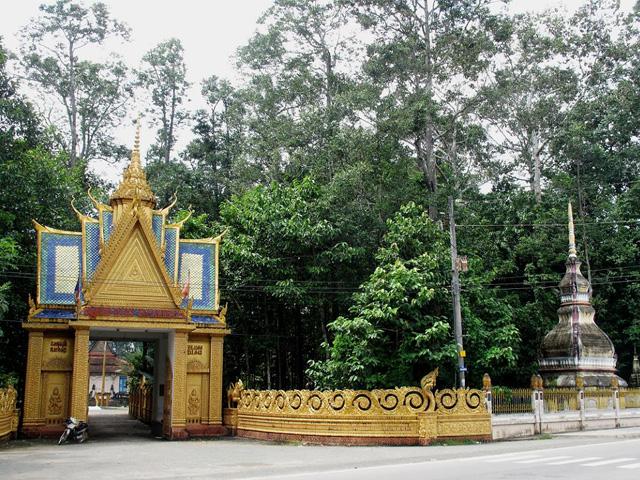 Pagode Samrongek