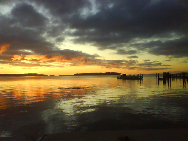 Sidney beach