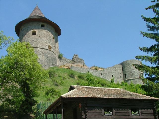 Somoska castle