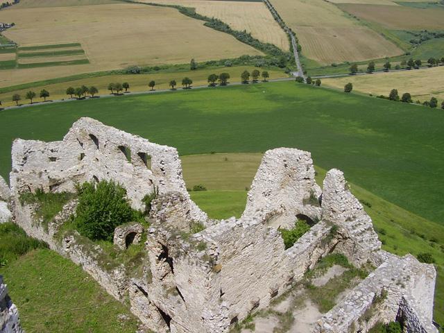 Upper castle