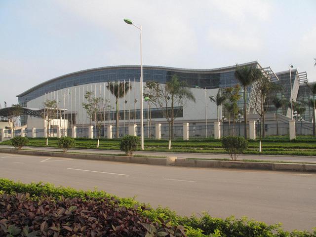 My Dinh centre