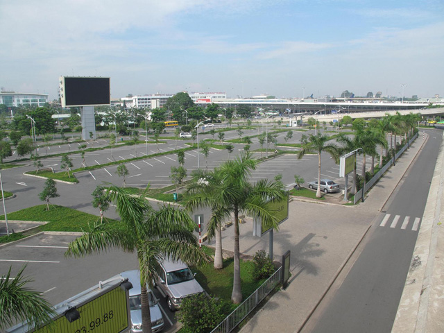 Aéroport international de Tân Son Nhat