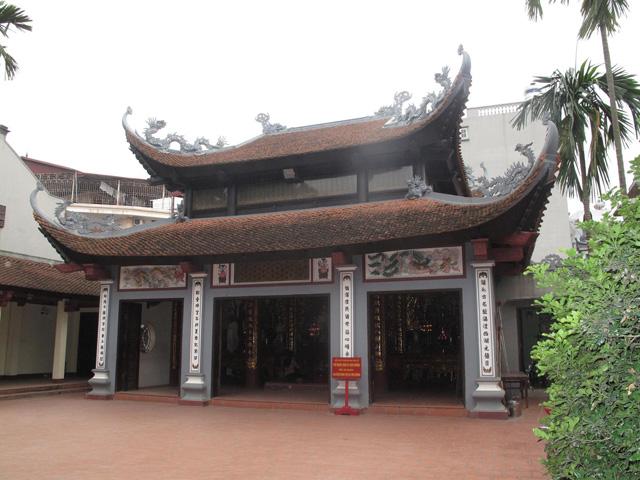 Category Hanoi Tay Ho Pagoda