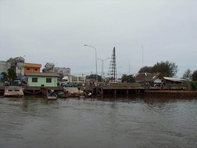Kelatan river