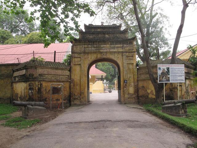 Category Hanoi Hanoi Citadel
