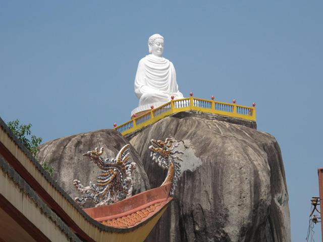 Stone, Thien Chon Pagoda