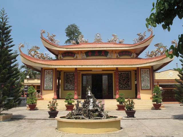 Thien Chon Pagoda