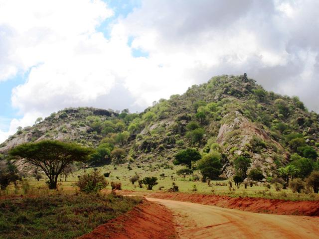 Parc national de Tsavo East