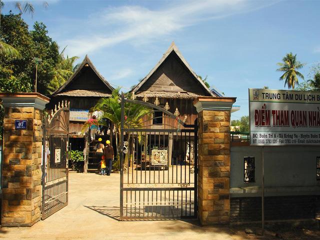 Amakong Pile House
