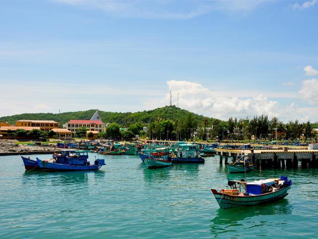 An Thoi Port