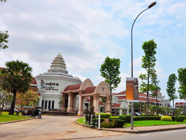 Category Siem Reap Angkor National Museum
