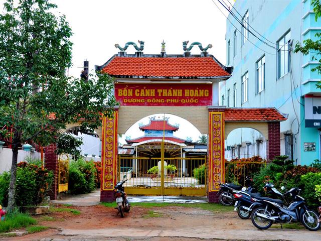 Bon Canh Thanh Hoang