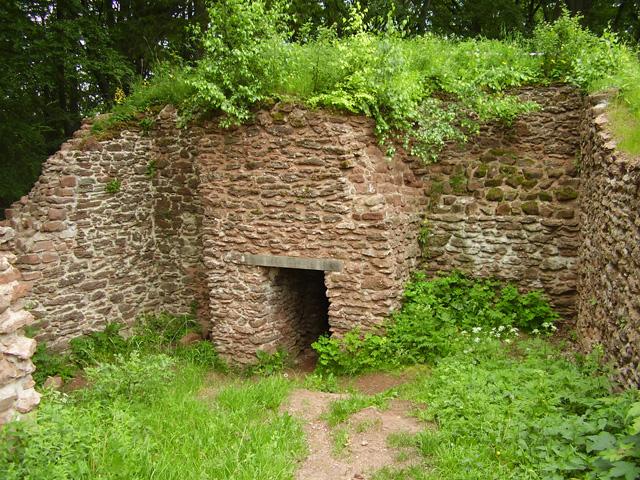 Brecstejn Castle