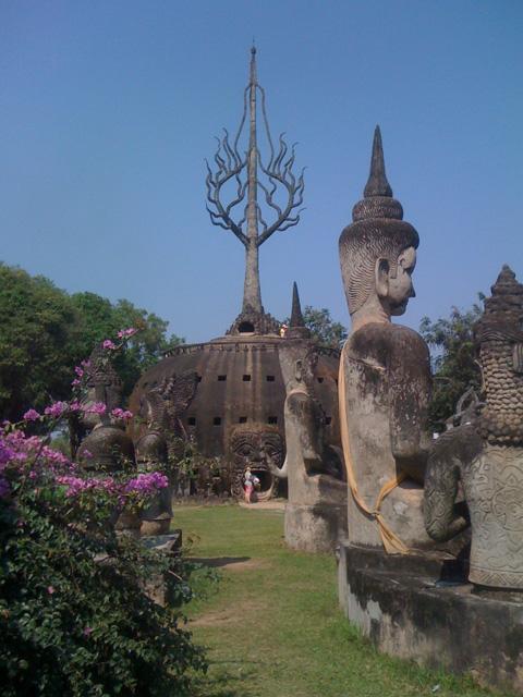 Category Vientiane Buddha Park