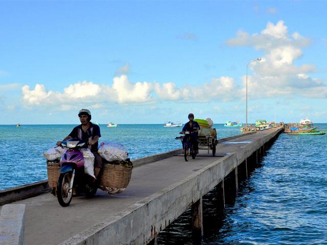 Carrier Motorbikes