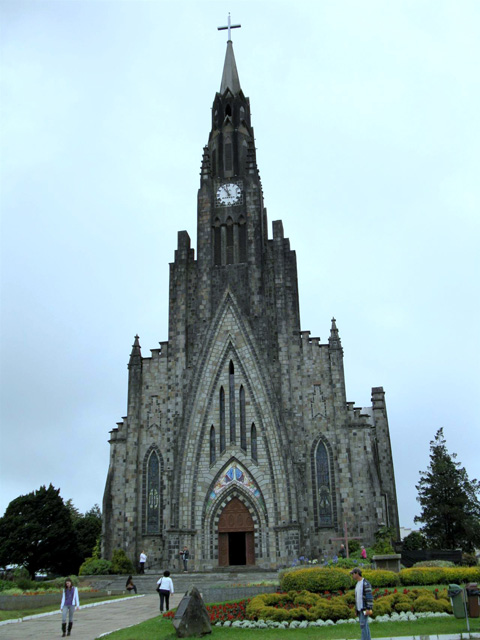 Cathedral of Stone