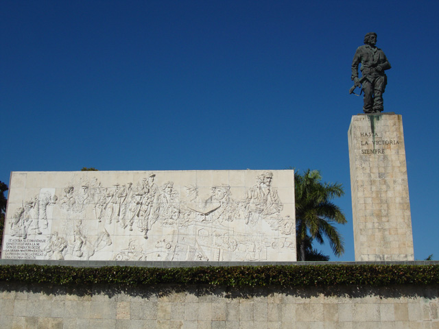 Che Guevara's Monument