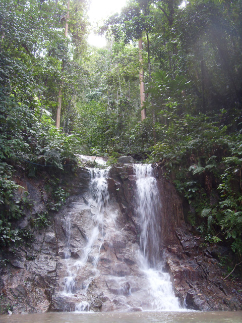 Chiling Waterfalls