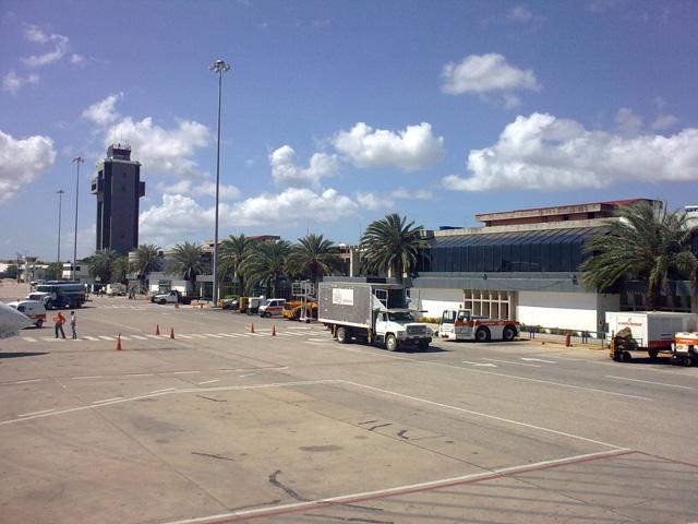 Aéroport Del Caribe